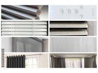 Install,Cutting Roller Window Blind 2 Size.Curtain,Pole,Fixing,Track,Rail,Fitting,Furniture Assembly