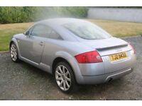 Audi TT 2002 - 1 Yr M.O.T