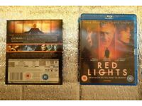 Red Lights ~ How much do you want to believe? (Blu Ray)
