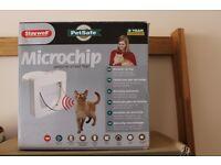 Petsafe - Petporte Smart Flap - Microchip Cat Flap
