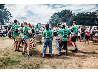 Drummers age 18-27 wanted to join South London Samba, a 'carnival' drumming group in Deptford!!