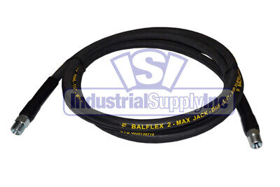Hydraulic Jack Hose 14 X 10 Ft 10000 Psi Enerpac Style