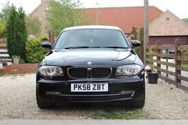 BMW 116i 58 PLATE FOR SALE OPEN TO OFFERS