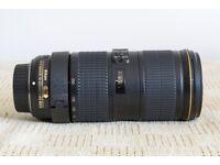 Nikon 70-200 mm f4G ED