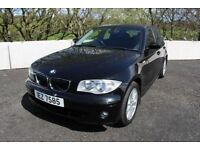 06 BMW 116i SE 5DR 6 SPEED ++ FULL YEARS MOT & 35+ MPG ++