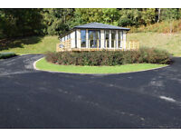 Omar Apex Holiday Lodge For Sale 45'x20', Conwy, North Wales,