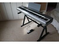 Casio Privia PX-110 Keyboard (plus stand)