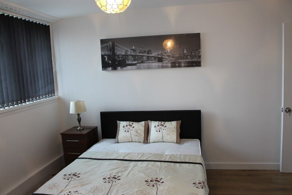 *** SPACIOUS DOUBLE BEDROOM FOR A SINGLE PROFESSIONAL ***