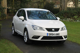 Immaculate Seat Ibiza 1.4 16v Toca 5dr