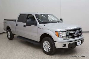 2014 Ford F-150 XLT/4x4  *NO ADMIN FEE, FINANCING AVALAIBLE WITH