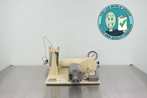 Parr 3911EA Shaker Hydrogenation Apparatus with Warranty SEE VIDEO