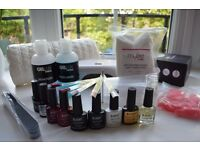 Nail lamp full kit