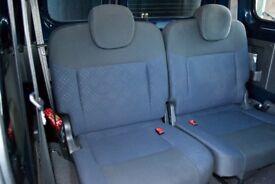 Nissan NV200 Rear Folding Seats