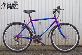 Raleigh Sabre 1990's Retro-Style Bike