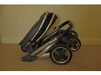 OYSTER 2 Pushchair ink black