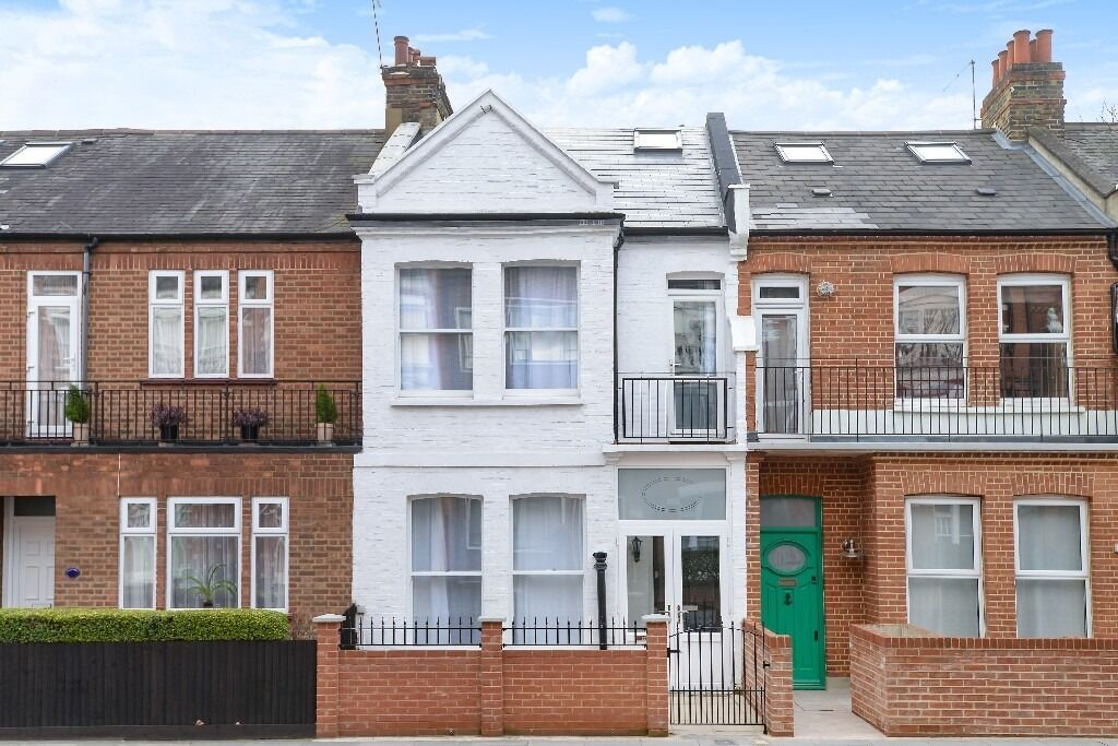 A newly renovated five bedroom house located a short walk from Putney Bridge, New Kings Road, SW6