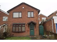 3 Bedroom Detached House To Let. Walsall Road. Darlaston/Wednesbury