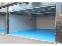 Newly Refurbished Double Lock Up Garage to Rent Private Location NW3