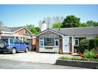 3 Bedroom Extended Semi Detached Bungalow in Lanchester offers good sized living accommodation.