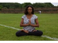 Yoga Therapy - Vinyasa Yoga for beginners every Tuesday 6:30pm Wednesday 12:15pm, Thursday 8:00pm