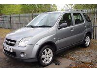 2006 Suzuki Iginis 1.5 Glx vvt-s 4Grip,4 x 4 version,very good condition,PX TO CLEAR