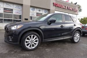 2013 Mazda CX-5 GT. AWD. Leather Roof. Navi