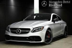 2017 Mercedes-Benz C63 AMG C63 S AMG, Coupe, HEADS-UP DISPLAY