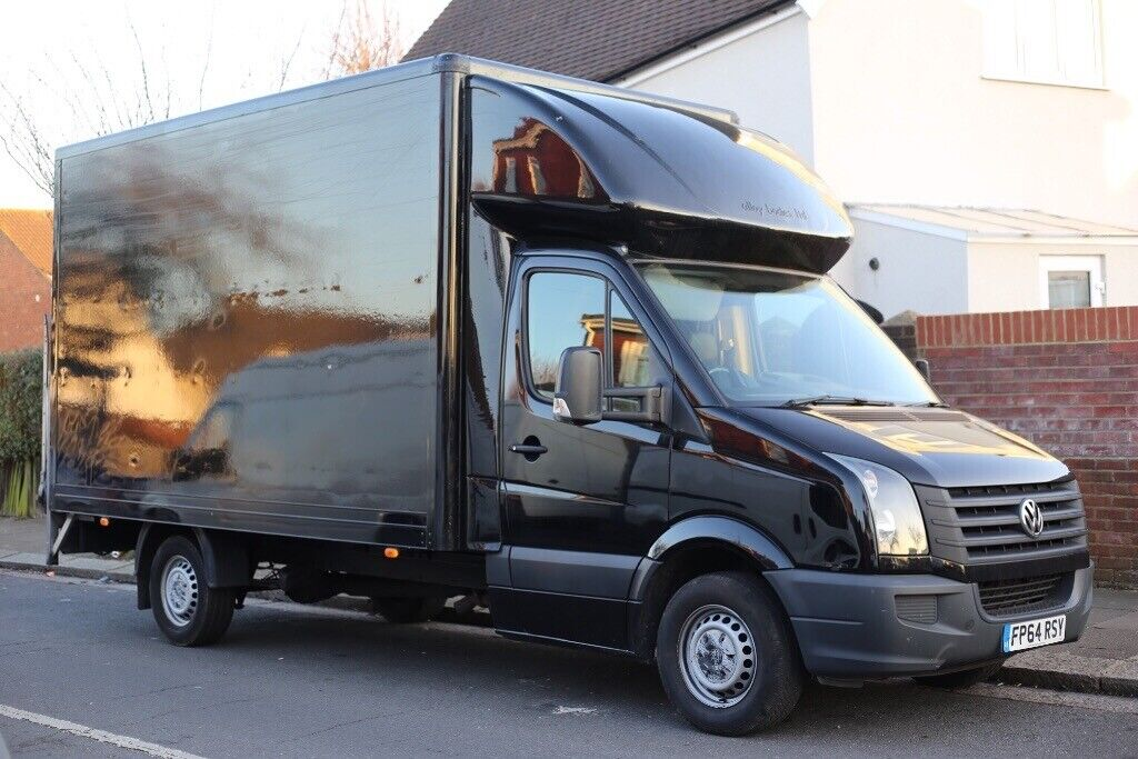 0864460fb2 RELIABLE MAN   VAN HIRE~24 7~REMOVAL SERVICES~MOVERS~7.5 TONNE TRUCK ...