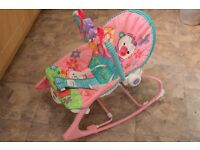Bouncer (Fisher-Price Rainforest Infant to Toddler Rocker)