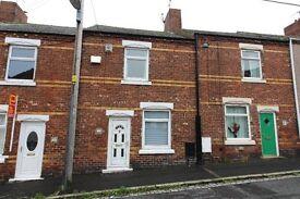 2 Bedroomed Mid Terrace For Rent In Horden