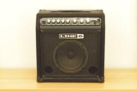 Line 6 Lowdown 15 bass amp