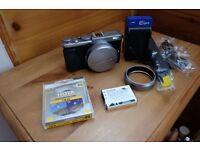Fuji X70 Camera