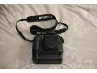 Canon EOS 10D Digital Camera Body with Power Grip