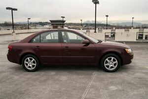 2008 Hyundai Sonata Coquitlam location - Auto Leather Loaded
