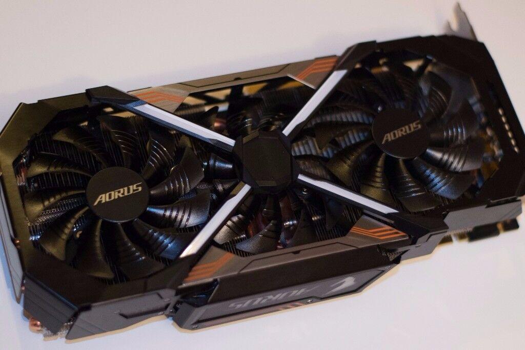 GTX 1080 AORUS Xtreme Edition 8G