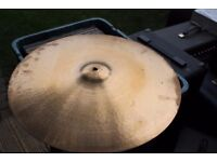"""Paiste 2002 20"""" Ride cymbal - '70s - Vintage"""