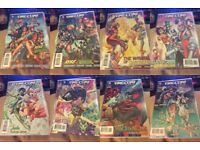 DC Comics Ame-Comi Girls Perfect Condition Issues 1-8+Featuring 1,2+5