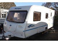 Bailey Ranger 2005 4 Berth Caravan