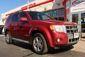 2008 Ford Escape Limited- AS TRADED