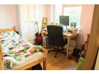 Furnished double in lovely detached house. Fast internet. £525 all bills inc. Avail. 20th June.