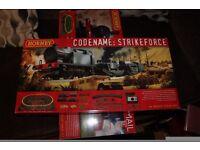 Hornby Codename Strikeforce Train Set