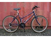 Ladies Raleigh Enigma Town Bike 18 Inch Fully Serviced Free Delivery