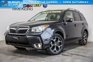 2014 Subaru Forester XT Limited CUIR+TOIT.PANO+CAM.RECUL