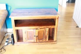 Solid Sheesham TV Cabinet