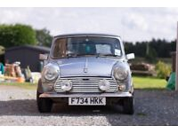 Classic Mini Mayfair - Great Everyday Runner in need of body work. £2000 ovno