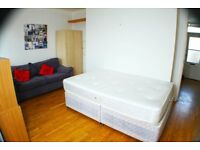 Spacious Double Room in Swiss Cottage