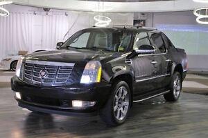 2009 Cadillac Escalade EXT Rare Trim, Sunroof, AWD, Local Minty