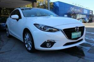 2015 Mazda Mazda3 SP25 GT SAFETY Automatic Hatchback Five Dock Canada Bay Area Preview