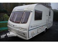 Avondale Rialto 480-2 2001 2 Berth Caravan + Full Awning