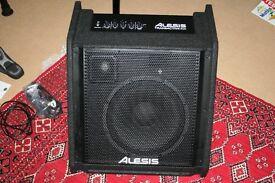Alesis Transactive 400 Drum monitor, near perfect condiditon